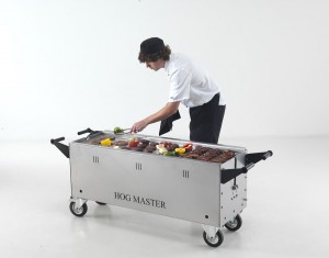 BBQ Attachment for the Hogmaster