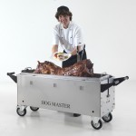 Hog Master Hog Roast Machine