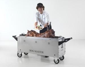 Hog Master Hog Roast Machine